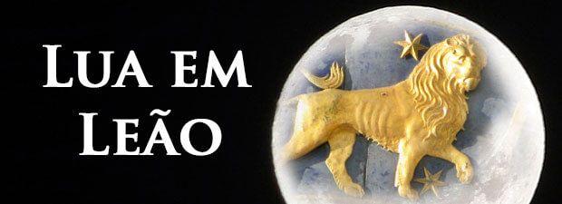 lua em leão