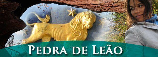 pedra do signo de leão