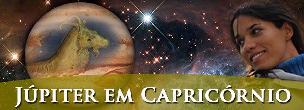 júpiter em capricórnio