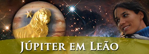 júpiter em leão
