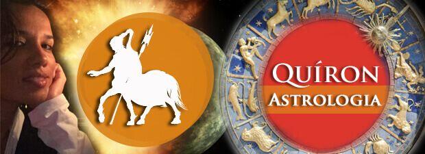 Quíron Astrologia