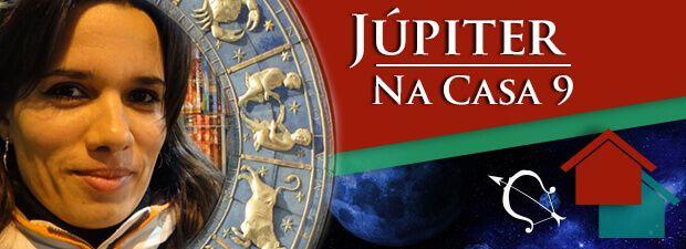Júpiter na Casa 9