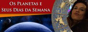 Planetas na Astrologia