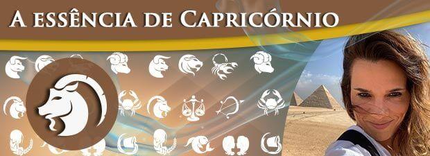 A Essência de Capricórnio